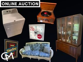 Mid-Century Modern Furniture, Collectibles, & More! Online Auction - Evansville, IN featured photo 1