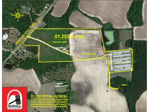 Lender Ordered | 51± Acres | Home & Broiler Houses featured photo