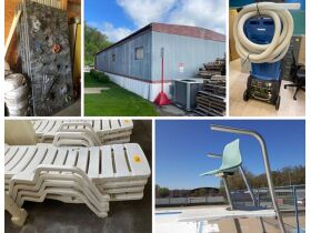 *ENDED* Pool & School Surplus Auction - Beaver, PA featured photo 1