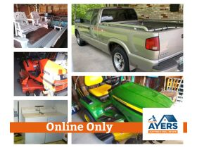 Online Only Personal Property Onas Cotton Estate Auction featured photo 1