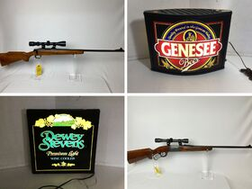 Firearms, Advertising Signs, Collectibles featured photo 1