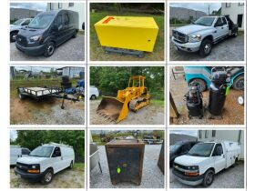 May Consignment - Vehicles, Equipment, Tools, and Trailers featured photo 1