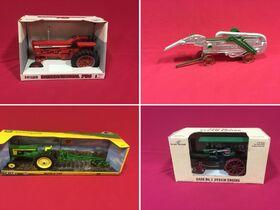 Collectible Toy Tractors, Farm Toys, Trucks & More featured photo 1