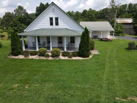 House, 51 +- Acres in Tracts, Truck & Personal Property in Jamestown at Absolute Live Auction featured photo 3