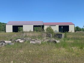 Old Elco Road, Tamms, IL 15.92 Acres and Large Pole Building featured photo 2