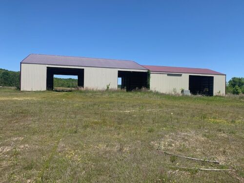 Old Elco Road, Tamms, IL 15.92 Acres and Large Pole Building featured photo