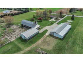 Home & Barns on 28A, Grass Lake featured photo 9