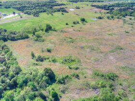 STILLWATER/PERKINS OKLAHOMA AREA HOME AND LAND AUCTION-100 Acres w/ 9 +/- acre lake and like new custom built home-PLUS John Deere Tractors and Acreage Equipment featured photo 6