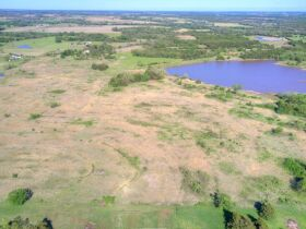 STILLWATER/PERKINS OKLAHOMA AREA HOME AND LAND AUCTION-100 Acres w/ 9 +/- acre lake and like new custom built home-PLUS John Deere Tractors and Acreage Equipment featured photo 9