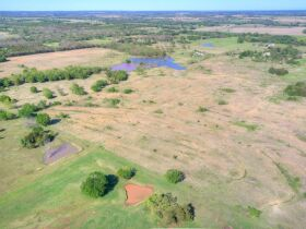 STILLWATER/PERKINS OKLAHOMA AREA HOME AND LAND AUCTION-100 Acres w/ 9 +/- acre lake and like new custom built home-PLUS John Deere Tractors and Acreage Equipment featured photo 10