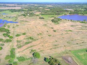 STILLWATER/PERKINS OKLAHOMA AREA HOME AND LAND AUCTION-100 Acres w/ 9 +/- acre lake and like new custom built home-PLUS John Deere Tractors and Acreage Equipment featured photo 11