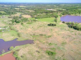 STILLWATER/PERKINS OKLAHOMA AREA HOME AND LAND AUCTION-100 Acres w/ 9 +/- acre lake and like new custom built home-PLUS John Deere Tractors and Acreage Equipment featured photo 12