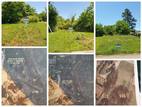 (3) Builder Lots in Heritage Trace Subdivision - Montevallo, AL featured photo