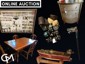 Fishing & Misc. Collectibles, Tools, & Furniture featured photo 1