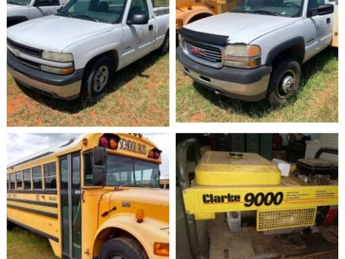 June Multi County Government Auction featured photo