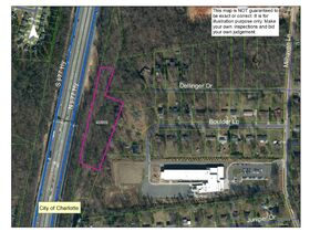 10 Day Upset In Effect- NCDOT Asset 46869 - 2.7+/- AC Mecklenburg County NC featured photo 1