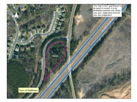 10 Day Upset Period in Effect- NCDOT Asset 96026 - 2.34+/- AC Mecklenburg County NC featured photo 1