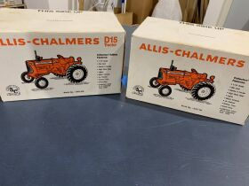 Collectible Tractor, Toy, and parts Auction, Lake Odessa featured photo 6