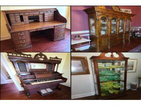 Sewell Estate Online Auction - Antiques & Furniture & etc. 6-8-21 featured photo 1