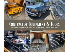Salmon Building Contractor & Tool Online Auction 21-0607.ol featured photo 1