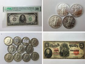 Currency, Silver Rounds, American Eagles 3 of 4 featured photo 1
