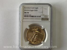 Gold Eagle, American Eagles, Silver Bars 4 of 4 featured photo 2