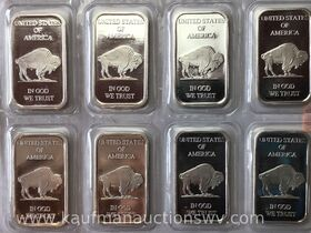 Gold Eagle, American Eagles, Silver Bars 4 of 4 featured photo 9