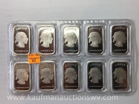 Gold Eagle, American Eagles, Silver Bars 4 of 4 featured photo 10