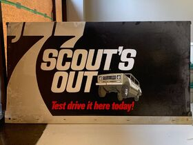 Faeth IH Scout and Truck Memorabilia Collection featured photo 4