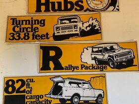 Faeth IH Scout and Truck Memorabilia Collection featured photo 8