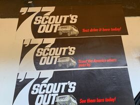 Faeth IH Scout and Truck Memorabilia Collection featured photo 1