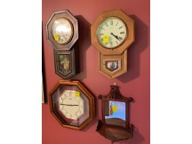 Clocks, Collectibles, Furniture and More Online Auction featured photo 8