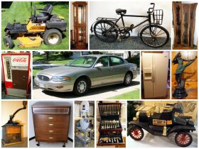 Raymore Missouri Living Estate Auction featured photo 1