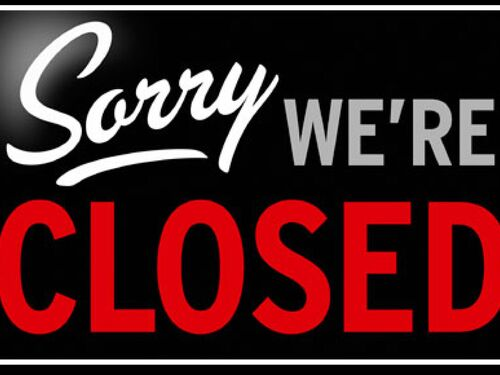 Main Office on Hwy 49 Closed 5/19/21 - 5/23/21 featured photo