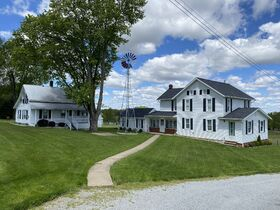Kidron Area Iconic Farmstead & Building Lots featured photo 2