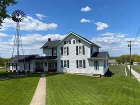 Kidron Area Iconic Farmstead & Building Lots featured photo 3