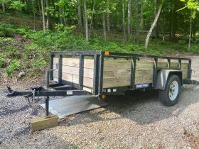 Vehicle, ATV, Trailer, Furniture, Tools and Personal Property at Absolute Online Auction featured photo 4