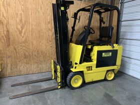 Electric Forklifts Closing May 26th featured photo 1