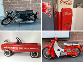 Honda Motorcycles and Eclectic Antiques featured photo 1