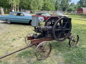 Guelda Collection of Vintage Cars, Gas Engines and Tractors featured photo 3