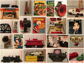 Collectible Trains, Toys & Comics Auction - Online Only featured photo 1