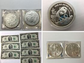 Silver Dollars, Silver Rounds, Halves, Proof Sets featured photo 1