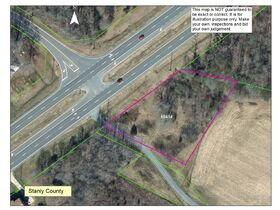 10 Day Upset Period in Effect- NCDOT Asset 89454 - 1.37+/- AC Stanly County NC featured photo 1
