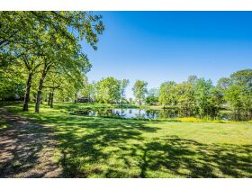 16 +/- ACRE PARADISE SELLING IN 4 TRACTS; CHARMING COTTAGE WITH GLASS SUNPORCH, POND AND BARN featured photo 8