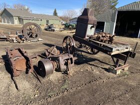 Tysse Early Tractor and Auto Parts Collection featured photo 6