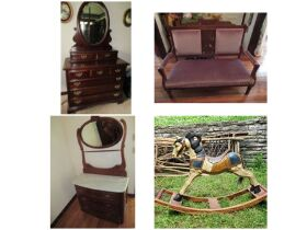 ANTIQUES & PERSONAL PROPERTY OF MS. KAY SHELTON'S - ABSOLUTE LIVE AUCTION featured photo 1