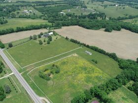 Beautiful 50+/- Acre - Farm in Bethpage with House, Shop and Outbuildings - Offered in Tracts - AUCTION Oct. 16th featured photo 3
