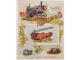 Schnakenberg Chromolithograph Print Collection II featured photo 1