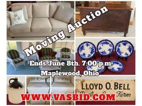 Bell Moving Auction featured photo 1