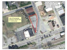 10 Day Upset Period in Effect- NCDOT Asset 549115 - .25+/- AC Commercial Thomasville, Davidson County NC featured photo 1